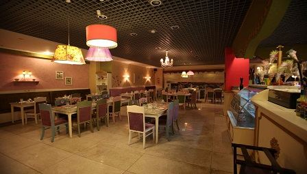 رستوران رویال استار کیش