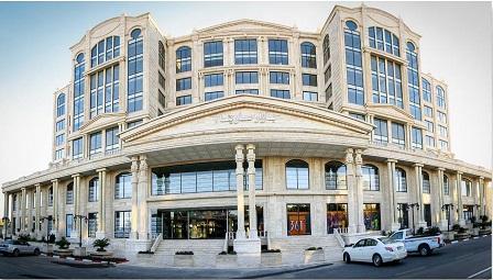 مرکز خرید سارینا 1 کیش